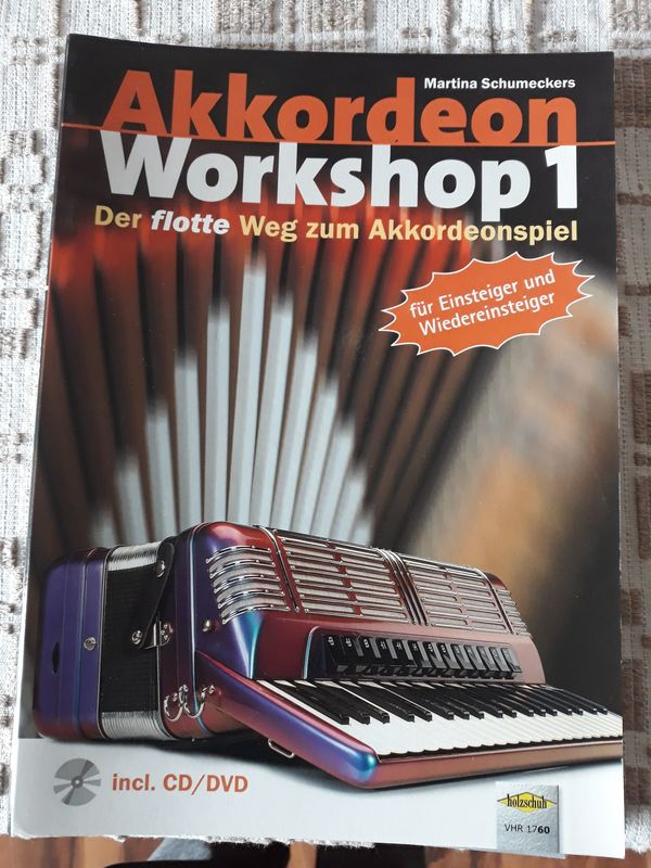 Akkordeon Workshop