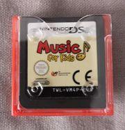 Nintendo DS Spiel Music For
