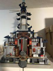 Lego Konvolut Sammlung Ninjago Starwars
