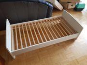 Kinderbett 70x140 cm mit Matratze