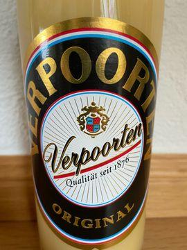 Bild 4 - Verpoorten Eierlikör Flasche 0 7 - Gernsbach