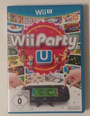 Nintendo WII U Party