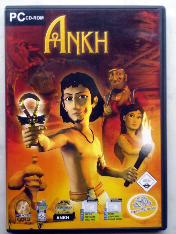 Ankh PC-Adventure-Spiel
