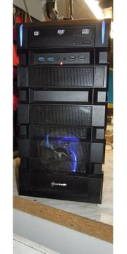 Gaming PC AMD FX8350 16GB