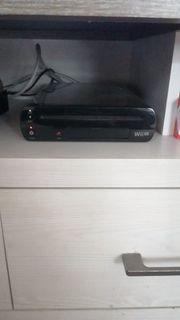 Wii U in schwarz