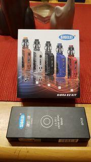 Dampfe E-Zigarrette von Sigelei SIBRA