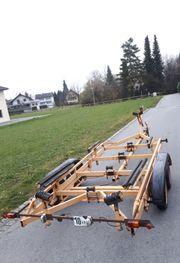 Bootsanhänger Bootstrailer Anhänger für Boot
