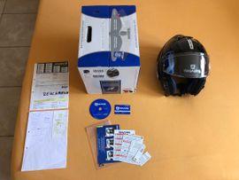 Shark Evo One schwarz-glanz XL: Kleinanzeigen aus Oberasbach - Rubrik Motorrad-Helme, Protektoren