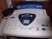 Fax brother T92 gebraucht