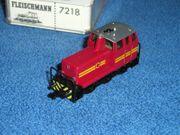 Fleischmann Spur N 7218 Werkslok