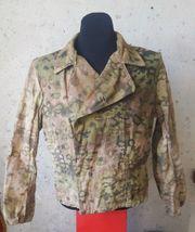 wehrmacht Uniform Jacke Tarn Eichenlaub