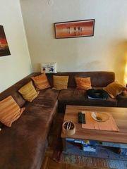 Couch und Couchtisch zu verkaufen