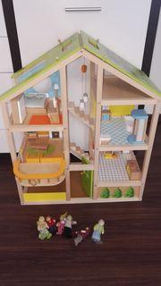 Puppenhaus Holz von Hape