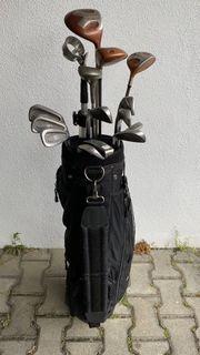 PRO ACE Golf Cartbag Trolleybag