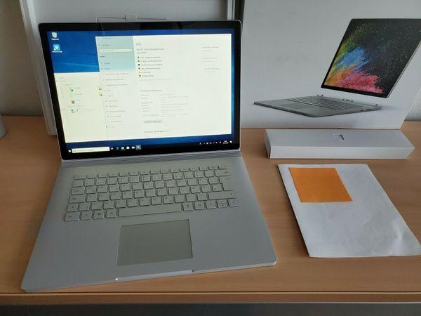 Microsoft Surface Book 2 15