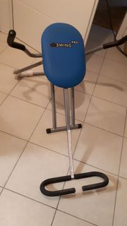 Bauchmuskeltrainer Ab Swing Pro