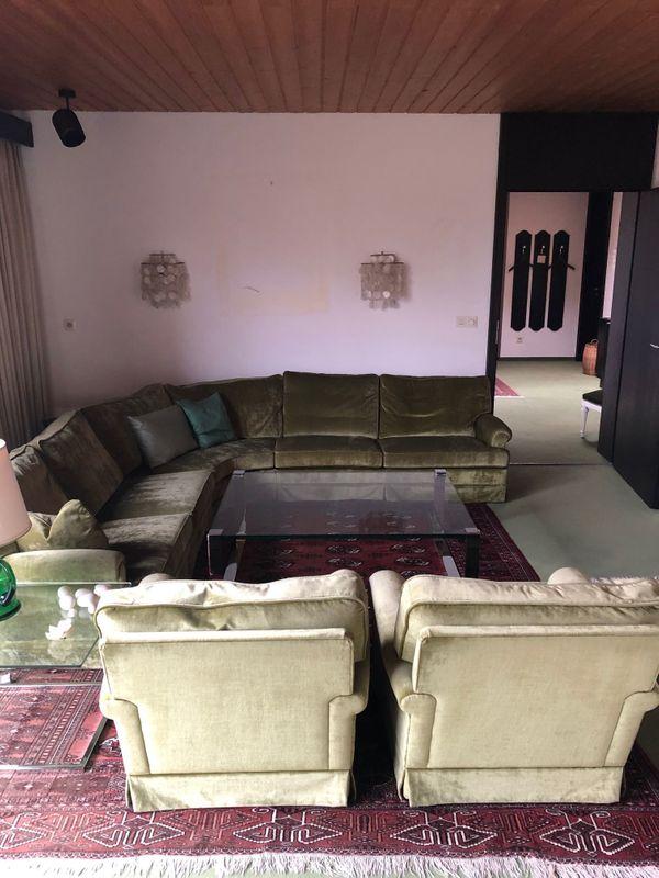Couchgarnitur 6Sitzer und 2 Sessel