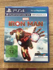 Marvel Iron Man VR - Playstation