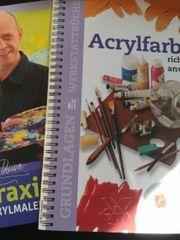 Bücher Acrylmalerei