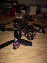 FPV Race Drohne Komplettset Quadrocopter