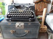Schreibmaschinen alt Mercedes