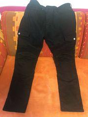 Motorrad Set Jacke Jeans Stiefel