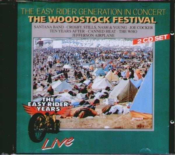 The Woodstock Festival Live Doppel