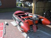 Delphin 420 mit Motor 5
