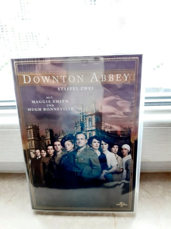 Downtown Abbey Staffel zwei