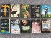 10 Verschiedene Bücher Bestseller Romane