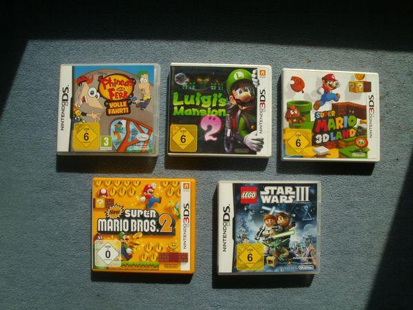 Nintendo DS und 3DS-Spiele 5