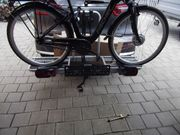 AHK Fahrradträger EUFAB BIKE TWO