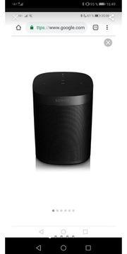 Sonos one Gen 2 mit