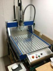 CNC-Fräsmaschine AL640 profi HAASE Fräse