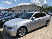 BMW 520 I steht zum