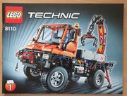 Lego Technic 8110 Unimog