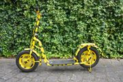 kein Scooter sondern ein PUKY-Roller