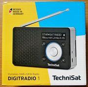 Top-Preis DAB Radio Digitradio1 TechniSat