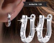 Ohrringe aus 925 Silber