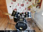 Schlagzeug Schlagzeughocker Notenständer