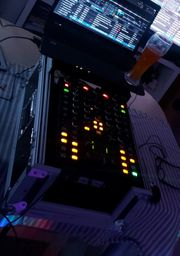 dj controller mischpult midi omnitronic