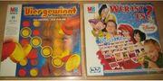 2 Original MB Spiele - Vier
