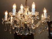 Maria Theresia Hochblei-Kristall Kronleuchter antik
