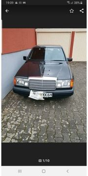 Mercedes W124 200 E Oldtimer