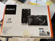 Sony alpha 6000 - Body