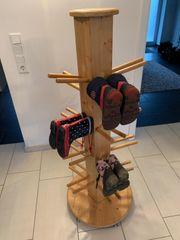 Holz Schuh Rondell schuhschrank schuhregal
