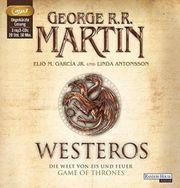 Westeros Hörbuch 3 MP3-CDs neuwertig