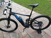Bike Fahrrad Herren E-Bike Fully