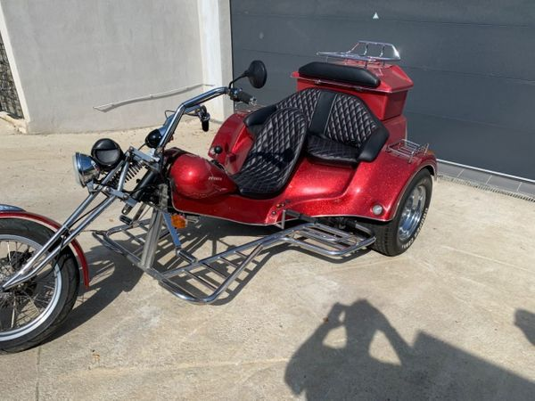 Rewaco Family Trike HS1 1