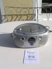 Tragbarer Radiorekorder AM FM UKW